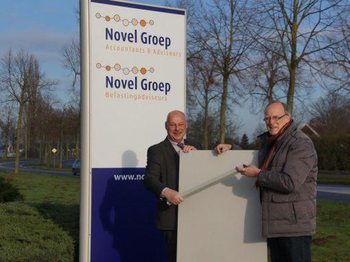 Bureaus van Novel Groep voor Kulturhus Dinxperlo