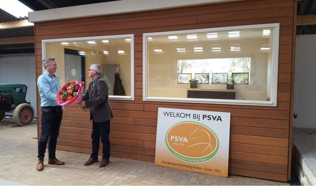 Kantoorunit van Westerveld & Nederlof voor PSVA