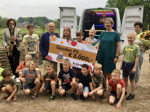 Heurns Veld wint Gouden Pit!